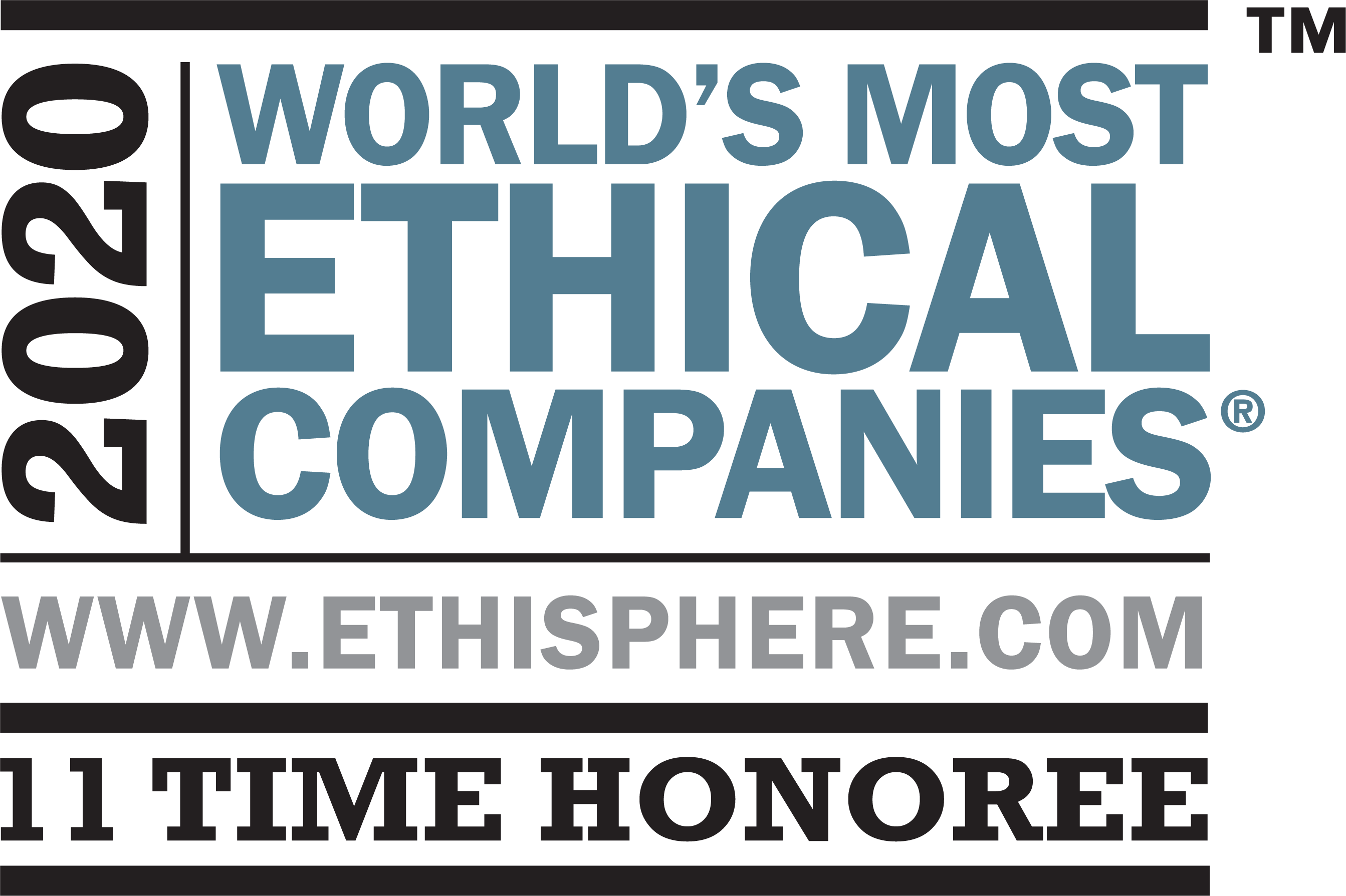 2020 World's Most Ethical Companies®